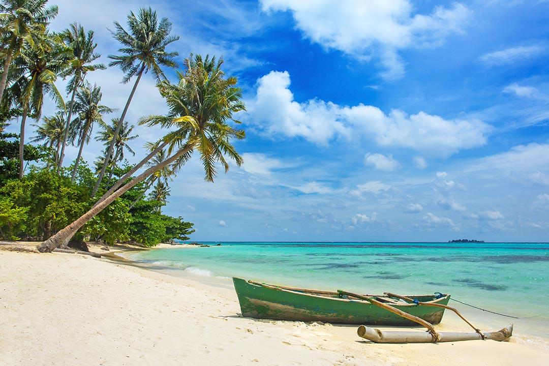 Karimunjawa Beach Java Island